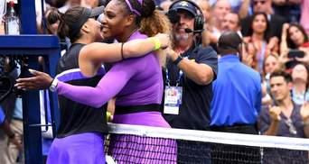 Б'янка Андреєску встановила історичне досягнення на US Open, Вільямс програла 4-й поспіль фінал