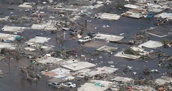 """Ураган """"Дориан"""" обрушился на побережье США: видео стихии превосходит кадры из фильмов-катастроф"""