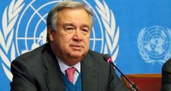 В ООН відреагували на обмін полоненими: закликають продовжувати зусилля