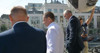 Про стосунки з сином, затримання та Президента України й Франції: зустріч Сущенка з журналістами