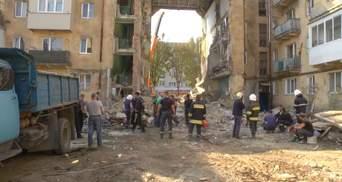 Обвал дома в Дрогобыче: как решат квартирный вопрос пострадавших и когда это будет