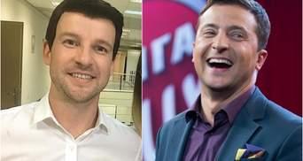 """Зеленський виступив з """"95 Кварталом"""" на форумі YES: відео"""