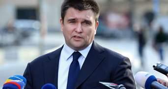 Года мало, чтобы перезагрузить оккупированный Донбасс – Климкин об анонсированных выборах