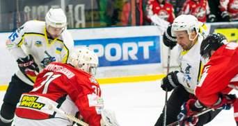 Итоги первого тура 4 сезона Украинской хоккейной лиги – Пари-Матч: видео