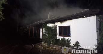 Підпал дому Гонтаревої: в Офісі Президента назвали пожежу провокацією
