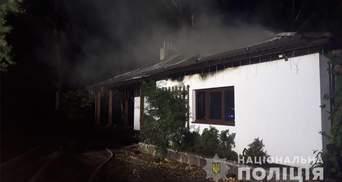 В полиции отреагировали на поджог дома экс-руководительницы Нацбанка Гонтаревой