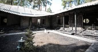Поджог дома Гонтаревой: в Нацполиции рассказали новые интересные подробности