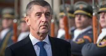 Чешский премьер Бабиш хочет встретиться с Зеленским
