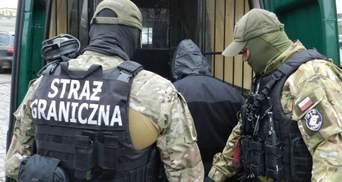 Польські прикордонники затримали українця, якого розшукував Інтерпол