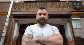 После войны люди остаются наедине с проблемами, – ветеран АТО об инциденте на мосту в Киеве