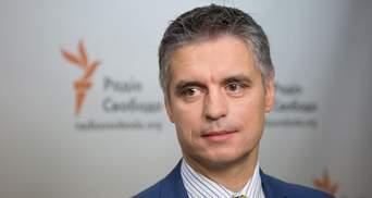 Пристайко объяснил, при каком условии на Донбассе проведут выборы