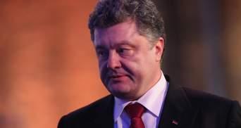 Порошенко розповів, як Путін обдурив його із звільненням Сенцова