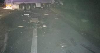 Жахлива ДТП із багатьма загиблими на Житомирщині: водія вантажівки затримали