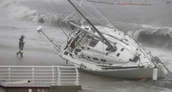 Мощный тайфун Тапа добрался до Южной Кореи: есть погибшие – фото, видео