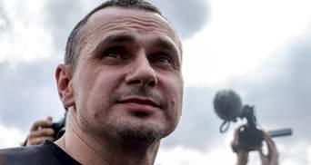 Олег Сенцов зізнався, які проєкти планує втілити найближчим часом