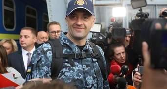 Зрадник батьківщини, – звільнений моряк Оприско про Медведчука