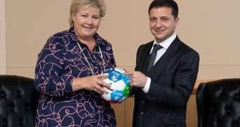 Норвегия будет инвестировать в инфраструктуру и гуманитарные проекты на Донбассе