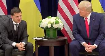 Трамп пообещал Зеленскому посетить Украину