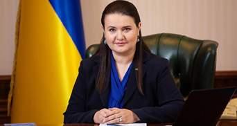 НАПК выявило нарушения в декларации Маркаровой: министра вызывают для объяснений