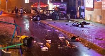 Смертельное ДТП с пьяным полицейским в Броварах: что известно о погибшей и пострадавших
