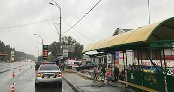 Смертельное ДТП в Броварах: полицейскому избрали меру пресечения
