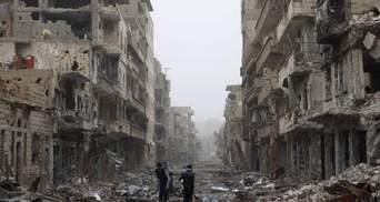 Битва за Алеппо: Росія жорстоко бомбила місто, а Асад Башар атакував людей хімічною зброєю