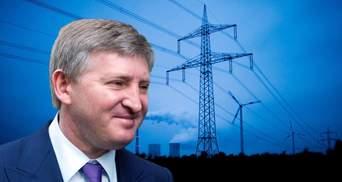 Ахметов манипулирует с тарифами на электроэнергию для Запада Украины, – Герус