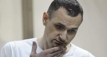 Роздягали, погрожували зґвалтувати, – Сенцов сказав, як його катували у Росії