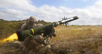 США официально запустили процедуру продажи Украиной Javelin