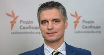 """Україна має план """"Б"""", – Пристайко про вибори на окупованому Донбасі"""