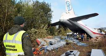 Авария Ан12 возле Львова: самолет ранее попадал в скандал с контрабандой