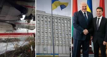 Головні новини 4 жовтня: під Львовом впав літак, нова ЦВК та зустріч Зеленського і Лукашенка