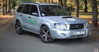 Вживаний Subaru Forester – все і одразу