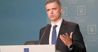 Руководство страны несколько планов урегулирования ситуации на Донбассе, – Пристайко