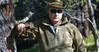 Сколько россиян не одобряют работу Путина