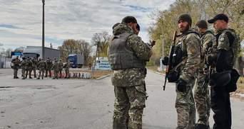 Столкновения на блокпосте в Кременной: все, что известно – фото, видео