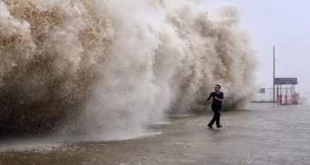 На Японію насувається найпотужніший за 60 років тайфун Хагібіс