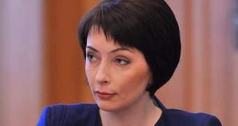 ГПУ викликала на допит міністерку юстиції часів Януковича Лукаш