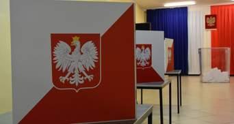 Парламентські вибори у Польщі: відомі результати екзитполів