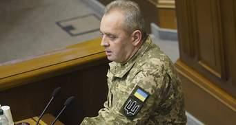 З'являлася все більша і більша віра, – Муженко розповів про перші успішні операції на Донбасі