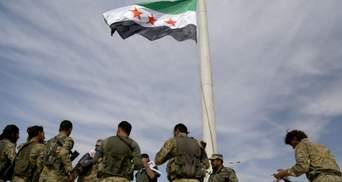 Загострення в Сирії: урядові війська рушили на допомогу курдам проти армії Туреччини