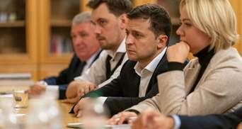 Зеленський пообіцяв родинам загиблих героїв новий закон про статус ветеранів