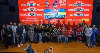 """Хокеїсти """"Донбасу"""" зустрілися з вболівальниками напередодні матчів Континентального кубка"""
