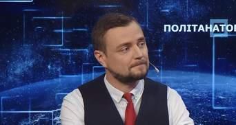 Нацеливались на Порошенко, а взяли Пашинского, – журналист