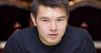 Онук Назарбаєва отримав умовний вирок через напад на поліцейського: курйозні деталі