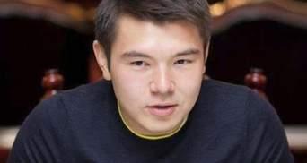 Внук Назарбаева получил условный приговор за нападение на полицейского: курьезные детали