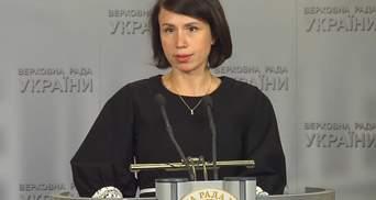 """Чорновол обозвала журналиста """"пи*арастом"""" и пригрозила """"дать в морду"""""""
