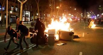 Массовые протесты в Барселоне: безопасно ли выходить на улицы
