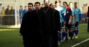 """""""Краще в храм сходи"""": У Росії церква розкритикувала чоловіків, які люблять футбол"""