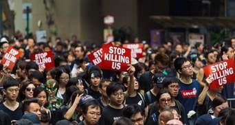 Мир охватили массовые протесты: красноречивые фото из Чили, Ливана и Гонконга